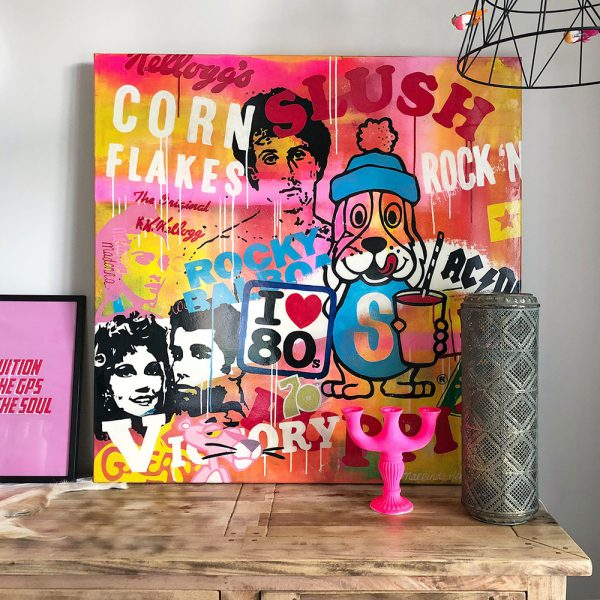 I love the 70s and 80s by Marrinda Herms