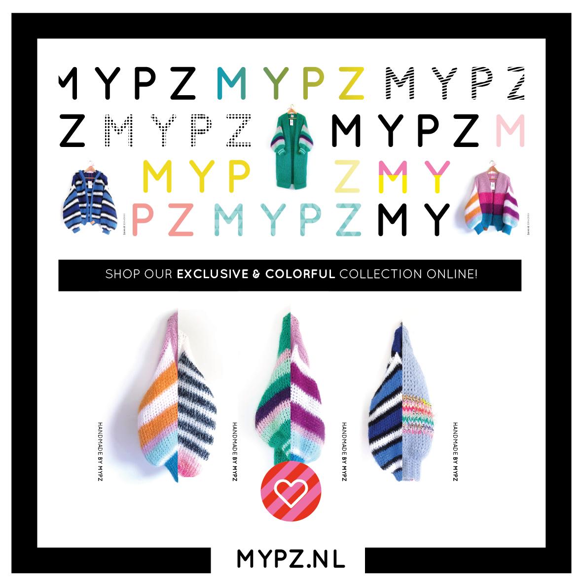 MYPZ mohair cardigans